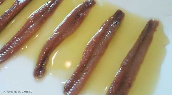 anchoas de laredo
