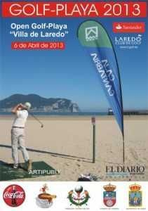 XIII OPEN GOLF PLAYA VILLA DE LAREDO @ Playa Salvé de Laredo