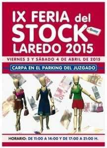 IX FERIA DEL STOCK  @ Carpa Parking Juzgado