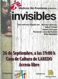 DOCUMENTAL: INVISIBLES @ Cine Casa de Cultura Dr. Velasco