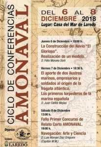 CICLO DE CONFERENCIAS AMONAVAL @ Casa del Mar