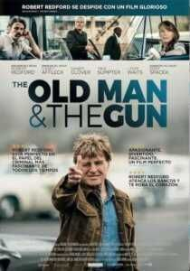 CINE: THE OLD MAN AND THE GUN @ Cine Casa de Cultura Dr. Velasco (2 sesiones: 18:00 hrs. y 20:00 hrs.)